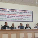 जंगली जानवरों(बंदरों और सुअरों) से फसलों को बचाने के लिए विवेकानंद कृषि अनुसंधान की एक तकनीकी लाभदायक पहल