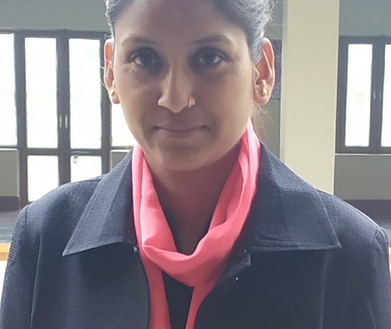 शाबाश:- अल्मोड़ा की बेटी आंचल सती बनीं भौतिक विज्ञान की असिस्टेंट प्रोफेसर।