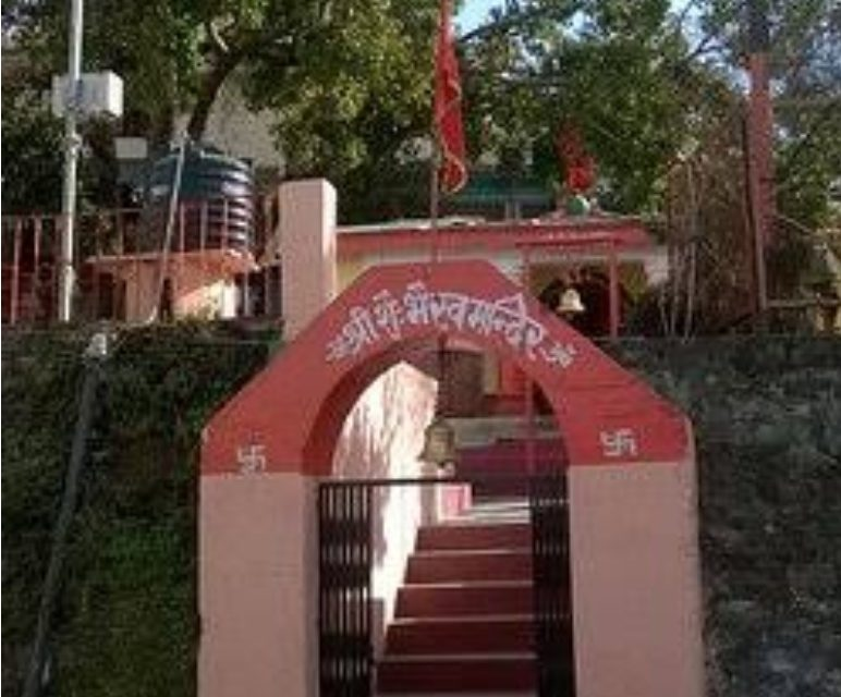 शै: भैरव मंदिर में होने वाली सामूहिक आरती कोरोना के कारण जनता के लिए अगले आदेश तक बन्द की।