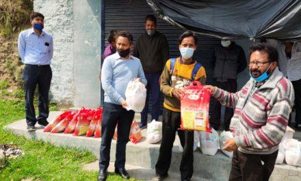 ग्रामीण इकाईयों के जरूरतमंद व्यापारियों की मदद को आगे आया अल्मोड़ा जिला व्यापार मंडल।