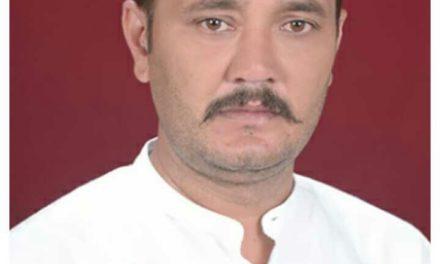 राजीव गांधी पंचायत राज संगठन के जिला संयोजक बने प्रदीप, कार्यकर्ताओं ने जताया हर्ष।