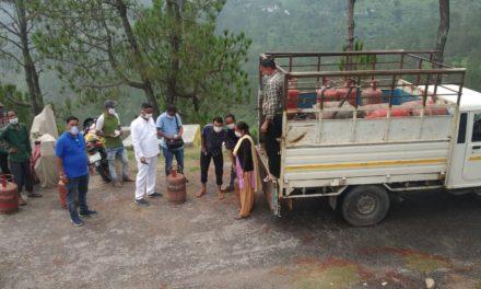 कर्नाटक ने लंबे समय से परेशान ग्रामीणों की गैस की परेशानी को कराया दूर, ग्रामीणों में उत्साह।