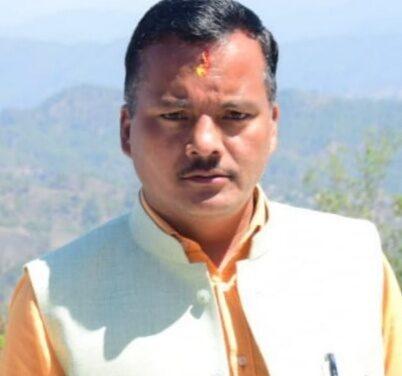 अनुशासनहीनता:-  भारतीय जनता युवा मोर्चा द्वारा बनाई कार्यकारणी भाजपा जिलाध्यक्ष ने करी भांग,  भाजयुमो जिलाध्यक्ष को भेजा कारण बताओ नोटिस।