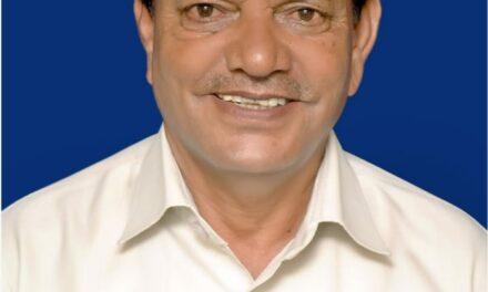 भाजपा की सरकार महंगाई को रोकने में पूरी तरह असफल-पीताम्बर पाण्डेय