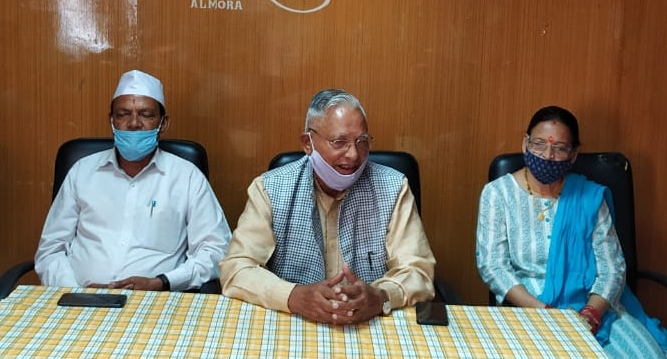 केन्द्र सरकार द्वारा लाया गया अध्यादेश किसान एवम् आमजन विरोधी-कुंजवाल