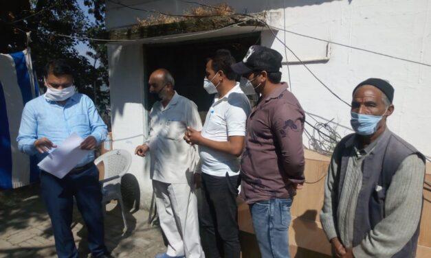 दूर संचरण विभाग के क्षेत्रीय कार्यालय के हटाने का यूकेडी ने किया विरोध
