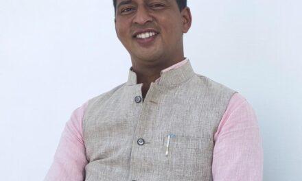 विनीत बिष्ट बने भाजपा के जिला मंत्री, भाजपा जिलाध्यक्ष ने किया कार्यकारणी का विस्तार।