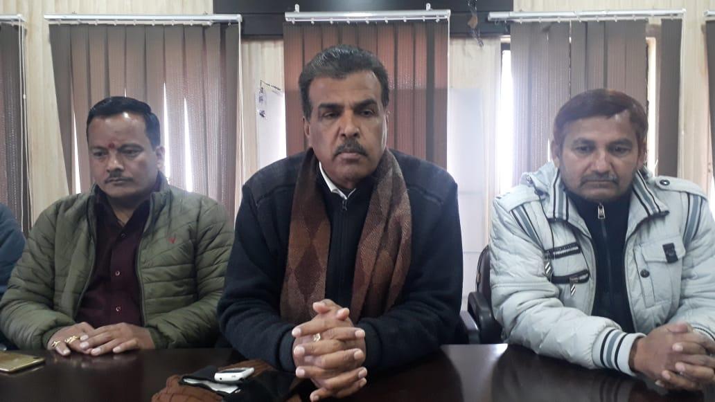 भाजपा सरकार के चार साल का कार्यालय रहा सफल- सुरेश जोशी