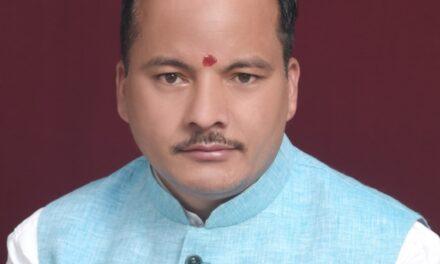 विपक्ष कर रहा है प्राधिकरण के नाम पर फिर राजनीति, अब नही रह कोई मुद्दा- रवि
