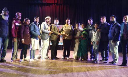 गोपाल बाबू गोस्वामी की 79 वी जयंती पर सांस्कृतिक कार्यक्रम का हुआ आयोजन