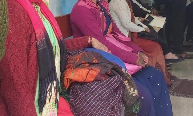 मनकोटी मेडिकेयर अल्मोड़ा में एक वृहद निशुल्क स्वास्थ्य शिविर का हुआ आयोजन