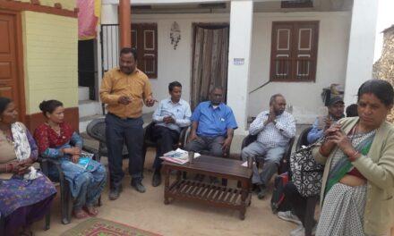 सल्ट की जनता को भाजपा कांग्रेस ने बारी बारी से छला -दया राम