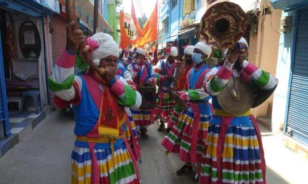 हिन्दू सेवा समिति द्वारा नव वर्ष विक्रम संवत 2078 में सांस्कृतिक शोभा यात्रा का किया आयोजन