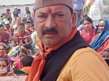 सल्ट उपचुनाव में भाजपा ने मारी बाजी, महेश जीते 4697 मतों से।