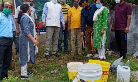 विश्व पर्यावरण दिवस पर सोबन सिंह जीना विश्वविद्यालय के कूर्मांचल एवम एन बी छात्रावास में आयोजित हुई पर्यावरण गोष्ठी और वृक्षारोपण