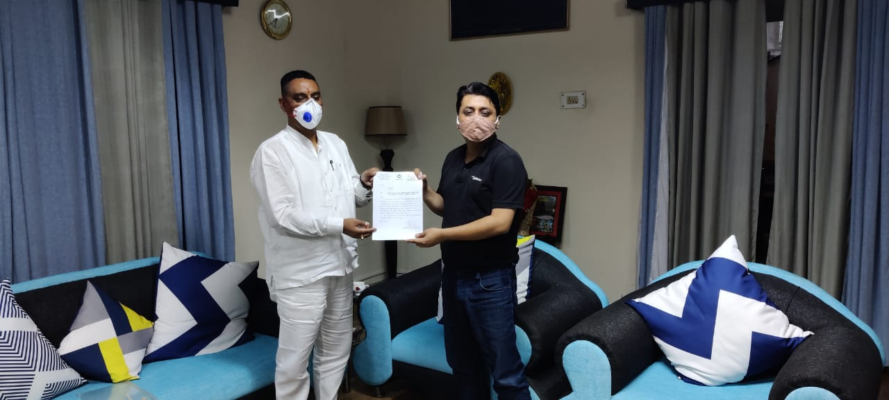 कोरोना संक्रमण काल में व्यापारियों के हितों की रक्षा करे सरकार-कर्नाटक