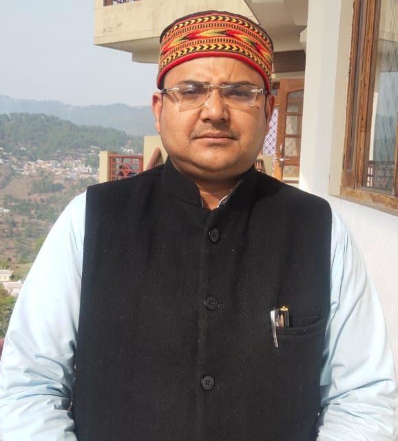 युकेडी के विधानसभा अल्मोड़ा प्रभारी भानु प्रकाश जोशी  ने लगाए आम आदमी पार्टी और कांग्रेस पार्टी पर आरोप